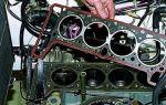 Как произвести замену прокладки блока цилиндров на Ниве Шевроле