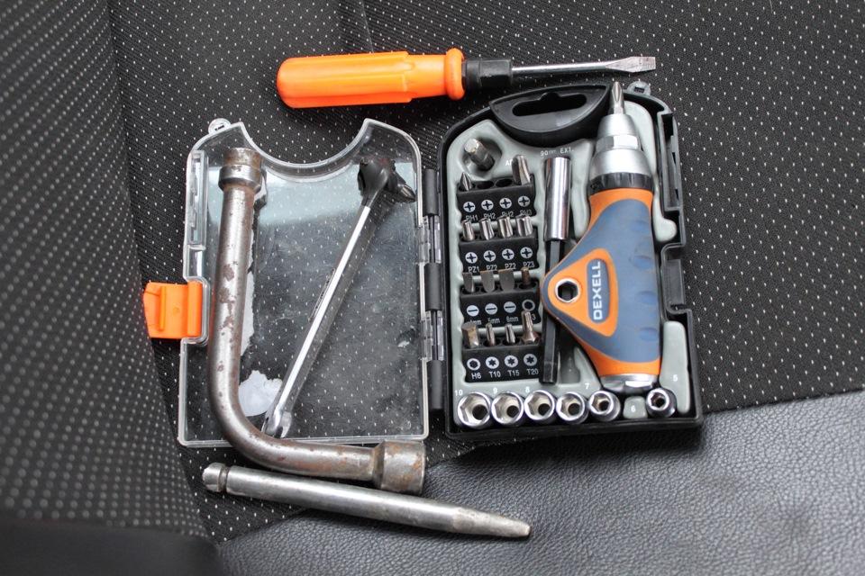 Инструменты для замены
