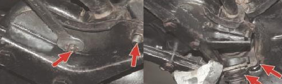 Размер передних пружин нива шевроле